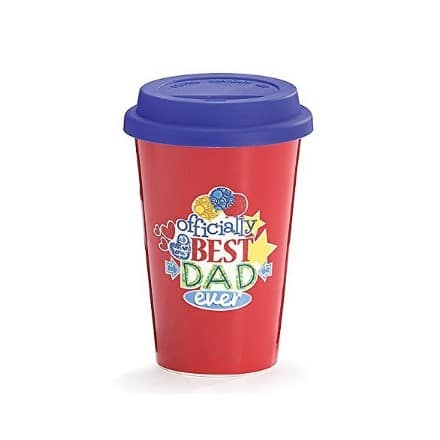 Best Dad Ever Insulated Travel Cup