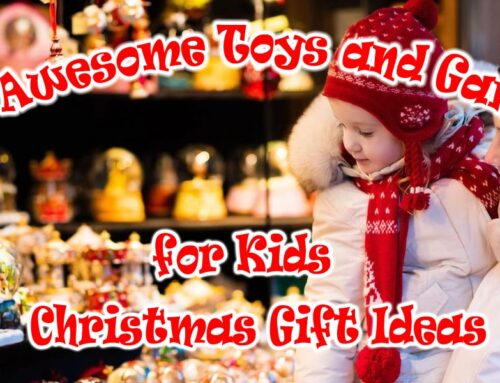 30 Awesome Toys and Games for Kids Christmas Gift Ideas