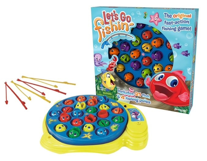 Let's Go Fishin Toy for Kids