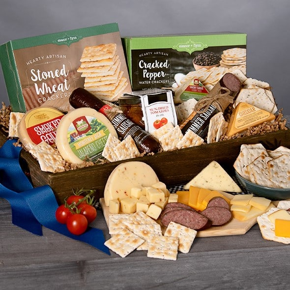 Mother's Day Gourmet Meat & Cheese