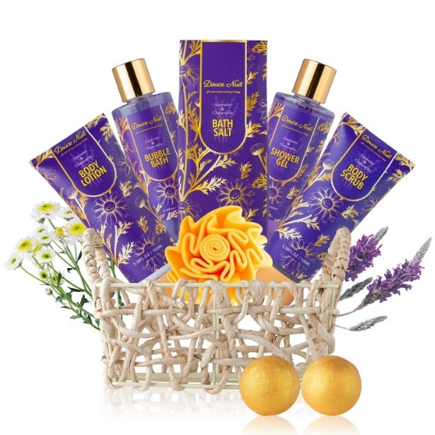 Mother's Day Relaxing Spa Gift Basket