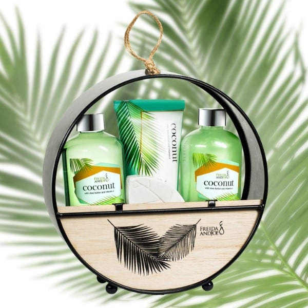 Mother's Day Coconut Spa Bath Gift Set