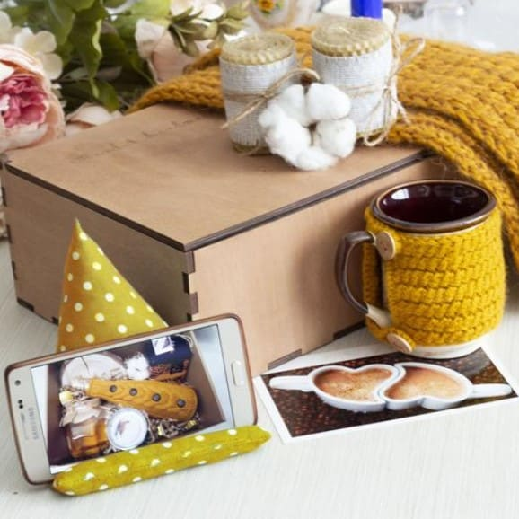 Mother's Day Cozy Women Gift Basket