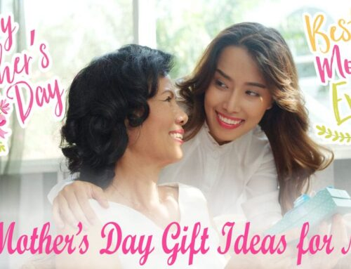 25 Mother's Day Gift Ideas and Essential Things for Mom You Can Gift to Show You Care Her