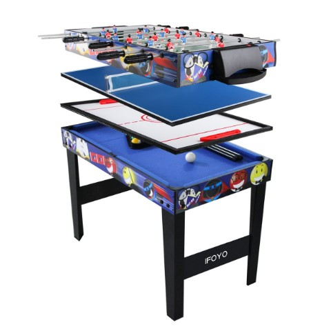 Multi Game Table for Kids