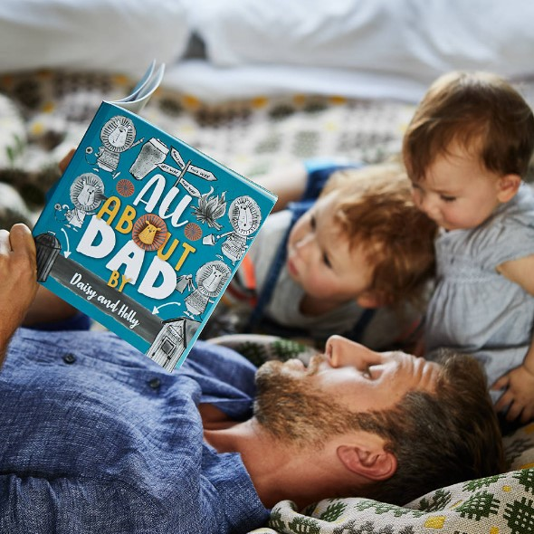 My-Dad-Personalized-Book-For-Fathers