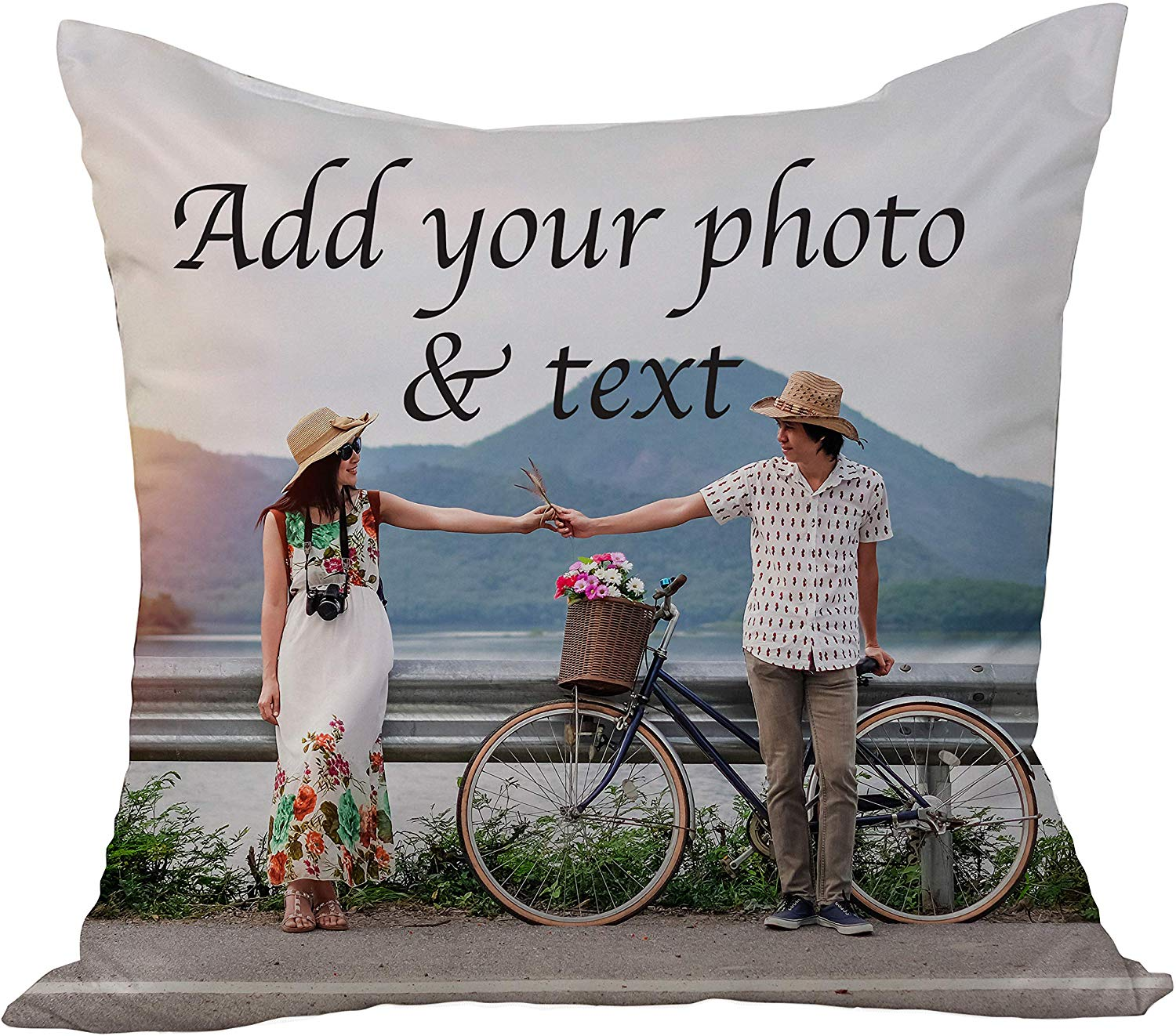 Personalized Cushion Cover