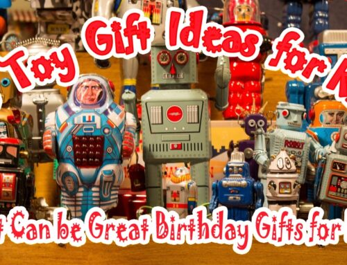 25 Toy Gift Ideas for Kids That Can be Great Birthday Gifts for Kids