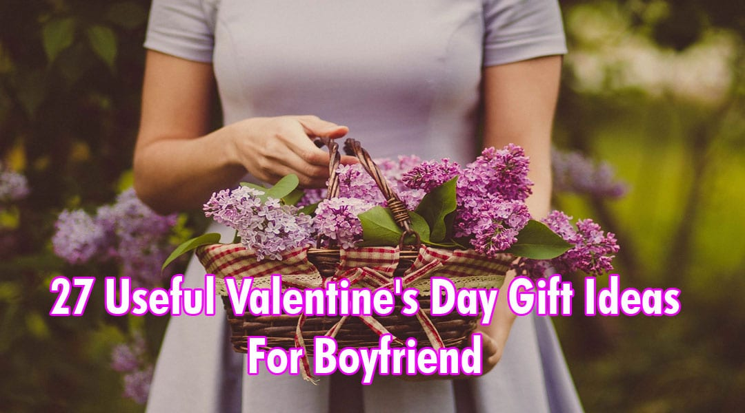 Valentine's Day Gifts For Girlfriend